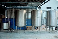 Beverages Processing Tanks