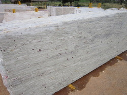River-white India Granite
