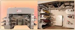 Six-colour Flexo Plastic Bag Printing Machine