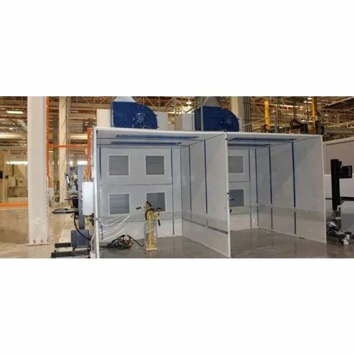 No Pump Booth No Pump Paint Booth Wholesale Trader From