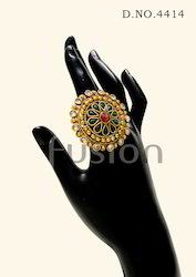 Traditional Antique Designer Finger Ring
