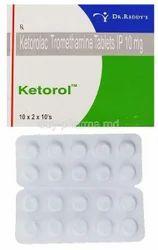 Ketorolac Tromethamine Tablets