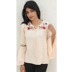 Ladies Embroiderry Top