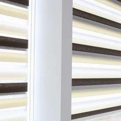 Diorama Zebra Blind