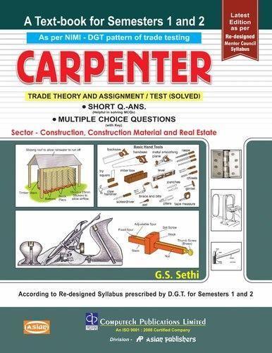 i t i new pattern series carpenter montor syll tr th asst