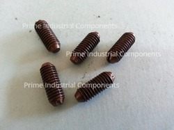 Bottom Screws - M S EN8 Grub Screws For Mixer Grinder