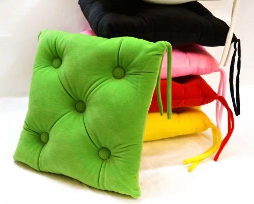 Velvet Chair Pads Chair Cushions