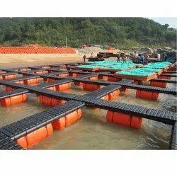 HDPE Fish Farm Pontoon