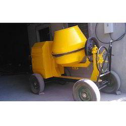 Cement Concrete Mixture Machine without Hopper
