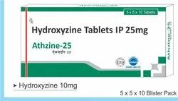 Athzine 25 Tablets