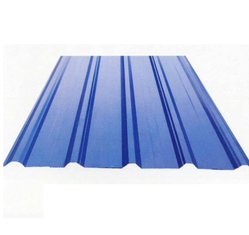 Color Coated Profile Sheets