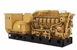 Caterpillar Generator Maintenance with AMF Panel