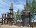 Oil Re-Refining Unit