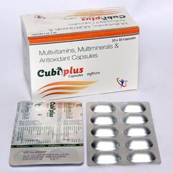 Multivitamins Multiminerals & Antioxident Capsules