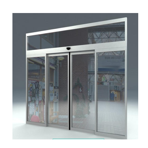 Automatic Glass Door Manufacturer From Pune