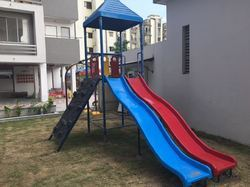 Children Playground Play Station