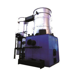 Four Pass Thermic Fluid Heater