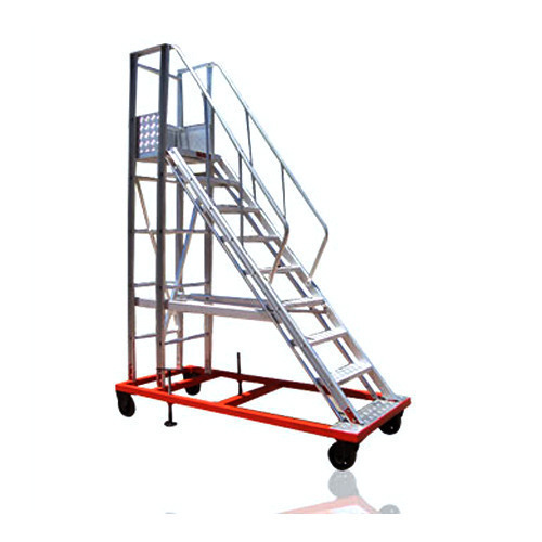 Aluminium Tiltable Ladder