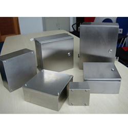 Sheet Metal Boxes
