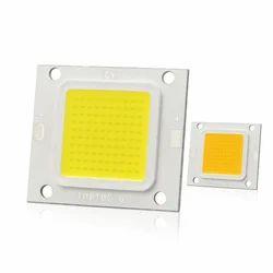 COB LED芯片白