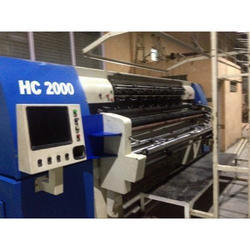 Used High Speed Quilting Machine