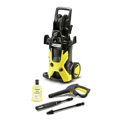 Karcher K5 Premium High Pressure Washer with Induction Motor