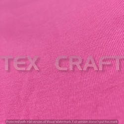 Plaited Jersey Fabric