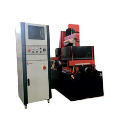 CNC Wire Abrasive Cut Machine