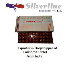 Carisoma Tablet