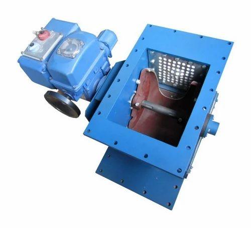 Motorized Flow Control Gate