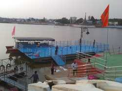 Moveable Catamaran Floating Jetty 16mtr