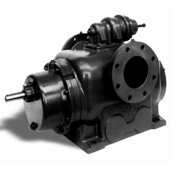 Twin Spindle Screw Pump