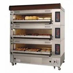 Three Deck Oven