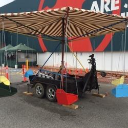 Stall Umbrella