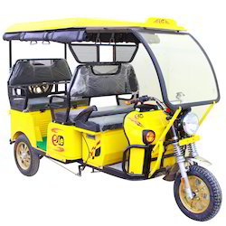Ele 1000 E-Rickshaw