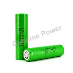 LGMJ1 18650 3500MAH Li Ion Battery