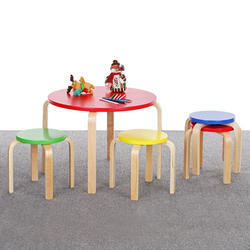 Kids Table And Stool
