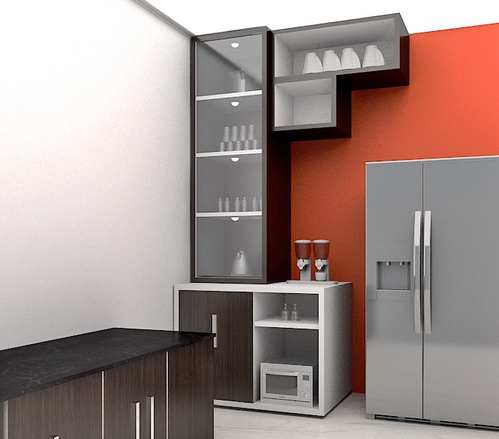 wall showcase - manufacturer from bhopal