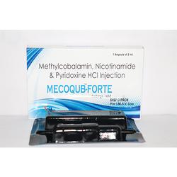 Methylcobalamin Nicotinamide & Pyridoxine HCL Injection