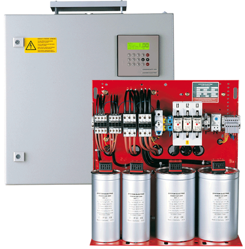 Automatic Power Factor Controller Automatic Power Factor