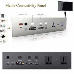 Media Hub Connectivity Panel