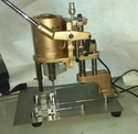 TAG HOLE PUNCHING/ PAPER DRILLING MACHINE