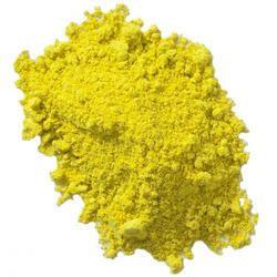 Led Free Yellow Pigment