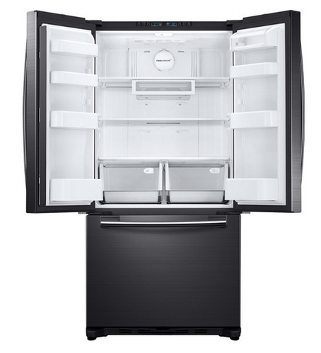 18 Cu Ft Counter Depth French Door Refrigerator 20 Cu Ft French