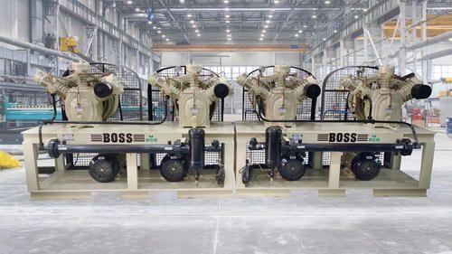 High Pressure Compressor 160cfm At Pressure 35kg