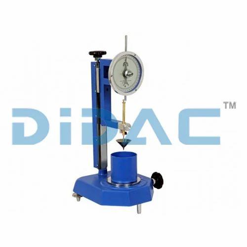 Bitumen Testing Equipment Universal Penetrometer 100 Export Oriented Unit From New Delhi