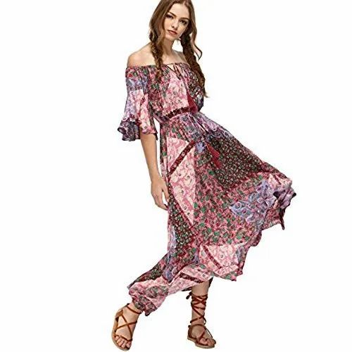 4478e55d77c Boho Dress at Best Price in India