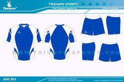 Custom Sublimation Soccer Uniform