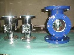 Rotatory Wheel Sight Glass