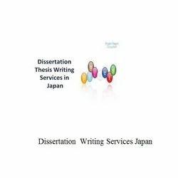 Dissertation  Writing Services Japan